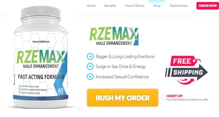 RZEMAX Male Enhancement